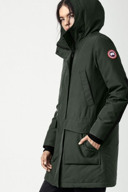 c17a80d09f28 Best Cheap Volcano Canada Goose Parkas Canmore Parka Goose Outlet Canada  5807L